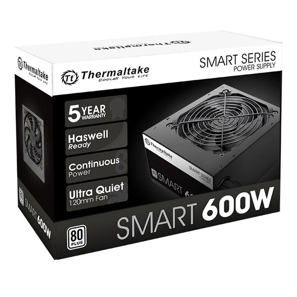 fuente-600w-thermaltake-smart-white-80-plus