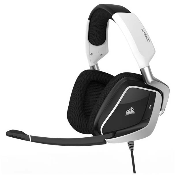 AURICULARES CORSAIR VOID PRO 7.1 USB WHITE