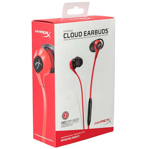 auriculares-hyperx-cloud-earbuds-nintendo-switch
