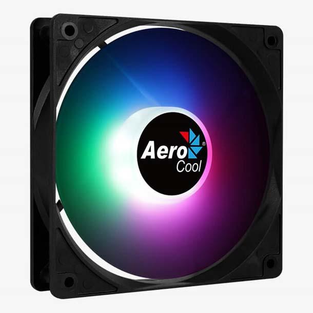 COOLER FAN AEROCOOL FROST 12 RGB