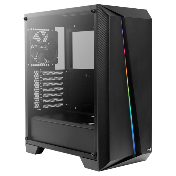 GABINETE AEROCOOL CYLON PRO BLACK M/TOWER