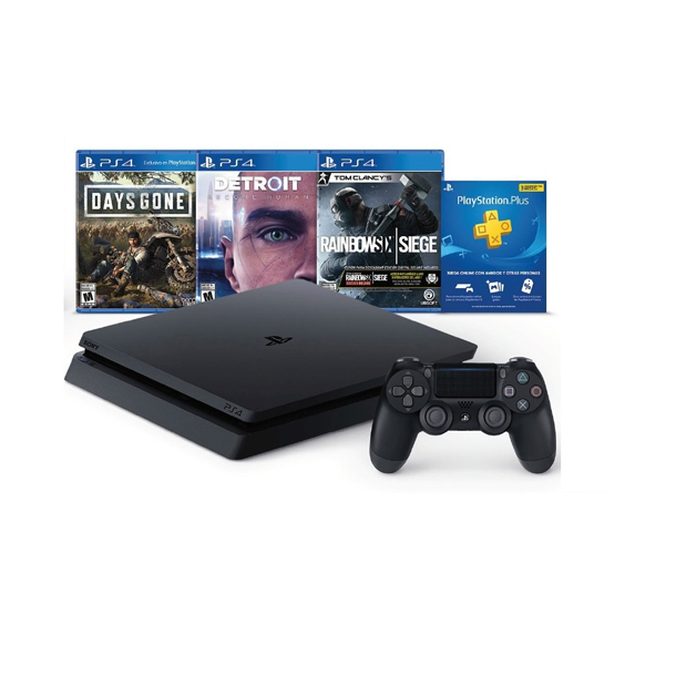 playstation-4-ps4-1tb-slim-days-gone-detroit-raimbowsix