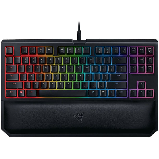 TECLADO RAZER BLACKWIDOW TOURNAMENT CHROMA V2